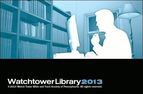 watchtower library 2013