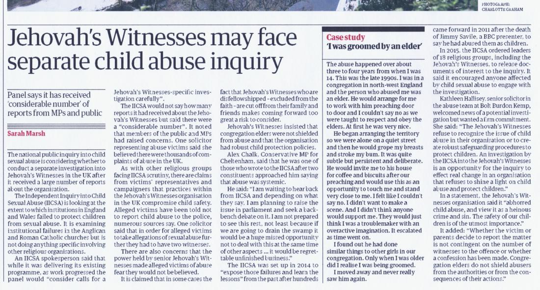 child abuse case study uk